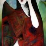 Pintura de Marilu Ccencho